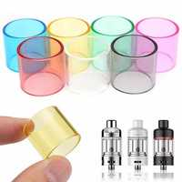 Replacement Transparent Clear Pyrex Glass Tube Sleeve For Vaporesso Target Pro Tank