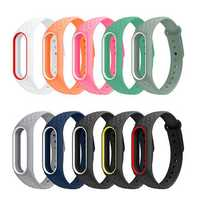 Bakeey Replacement Argyle Design Silicone Watch Band for Smart Watch Band Xiaomi Mi Band 3