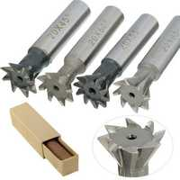 20mm 45/50/55/60 Degree Dovetail Cutter End Mill Cutter