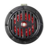 12V 115db 400hz Car Motorcycle Tweeter Electronic Horn Metal Speaker