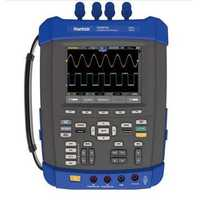 Hantek DSO8202E Oscilloscope 1GSa/s Sample Rate Large 5.6 inch TFT Color LCD Display Oscilloscope/Recorder/DMM/ Spectrum Analyzer/Frequency Counter/Arbitrary Waveform Generator Six in one IP-51 Rated