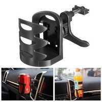 Car Air Vent Mount Beverage Drink Bottle Cup Holder Adjustable Stand Bracket Universal