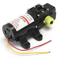 12V Water Pressure Pump Self Priming Diaphragm Caravan/RV/Boat/Marine Boat
