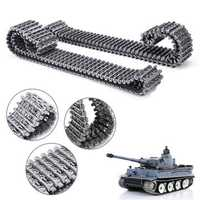Metal Tracks Caterpillars For Heng Long Taigen Tiger 1/16 RC Tank Replacement RC Car Parts