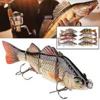 1 Pcs Fishing Lure Fishing Tiddler Bait Outdoor Hunting Fishing Tools