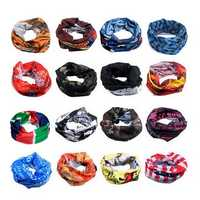 Men Women Snood Bandana Head Face Mask Neck Warmer Sport Running Riding Scarf