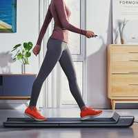 Xiaomi Mijia Smart Folding Walking Pad Non-slip Sports Treadmill Running Walking Machine Manual Automatic Modes Outdoor Indoor Gym Electricl Fitness Equipment
