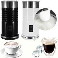 220V Electric Milk Foam Machine Automatic Coffee Bubbler Coffee Foam Travel Supplies