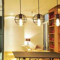 Retro Nordic Style E27 Iron Pendant Cage Light for Bar Coffee Shop Indoor Metal Hanging Lamp Decor