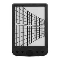 BK-6025 512MB+8GB Eink Ebook Reader 6 Inch Display Screen