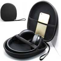 Universal Portable Anti-shock Cable Accessory Storage Bag Box for Headphone Headset Sony Philip