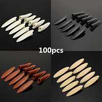 100pcs 5mm Wood Plugs for Pocket Hole Jig Wood Working Tool Accessories