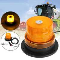 6W Flashing Warning Signal Light Waterproof IP65 32 LED Lamp Outdoor Cycling Camping Magnetic Emergency Lantern