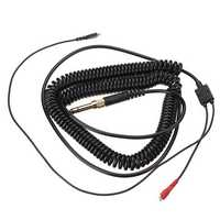 Coiled Cable For Sennheiser HD25 HD25-1 II HD25-C HD25-13 Headphone Earphone