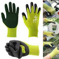 Gardening Universal Labour Protection Nylon Glove 1 Pair Nitrile Coated Gloves Wear Resistant