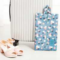 Portable Folding Waterproof Shoe Bag Pouch Storage Organizer Case Travel Bag