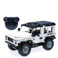 Doublee Cada 531PCS Buliding Car Blocks Toys Model DIY RC Car Gift C51004