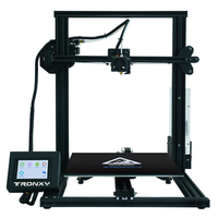 Tronxy® XY-3 Aluminumn Profile 3D Printer 310*310*330mm Printing Size With Resume Print/ 3.5inch Touch Screen/ Magnetic Sticker/ Bowden Extrusion/ Dual Fan Design