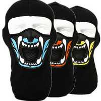 Ninja Balaclava CS Hiking Snowboard Cap Unisex Winter Warm Full Face Cover Ski Mask