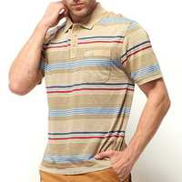 Men's Casual Business Golf Shirt