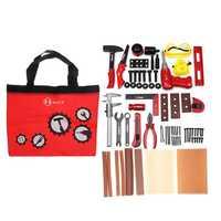 69Pcs Pretend Play Classic Gardening Tool Toy Repair Tools Set Children Developmental Tool Kit Toys