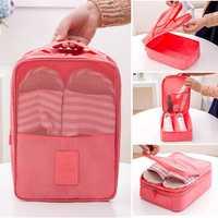 Honana HN-TB18 Travel Storage Bags Waterproof Portable Shoes Box Pouch Organizer Bag Cube Fashion