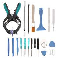 20 in 1 Screen Opening Repair Plier Pry Disassemble Tools Kits Precision Screwdriver Set Repiar Tool