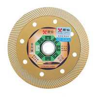 Grinding Fairy 112x20mm Eight Trigrams Xun Wind Saw Blade 1.8mm Diamond Ultra Thin Cutting Disc