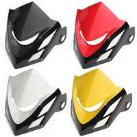 30cm Motorcycle Headlight Wind Shield Lamp Cover Fairing Cowl For 2013-2015 HONDA Grom MSX 125