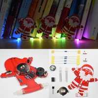 Geekcreit® DIY Santa Claus Christmas Tree Decoration Pendant Music Kit