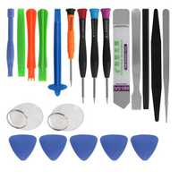 7Pcs 21Pcs Mobile Maintenance Tools Repair LCD Shell Prying Bar Shell Opening Tool Kit