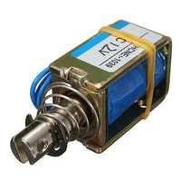 12V 500mA 10mm Electromagnet Solenoid Actuator