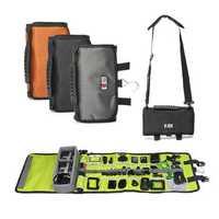 BUBM Waterproof Storage Protective Case Roll Camera Bag for GoPro Hero 4 3 Plus 3 SJcam