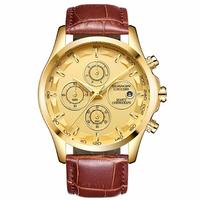 GUANQIN GS19112 Chronograph Sport Style Men Quartz Watch