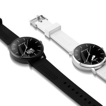 Bakeey HD06 Double Touch 5ATM Waterproof Tempreature Display Camera Alarm Quartz Smart Watch