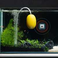 USB Mini Aquarium Oxygen Pump Efficient Outdoor Fishing Air Stone Ultra Silent Fish Tank Air Pump