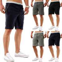 Men's Sports Shorts Jogging Sweatshorts Fitness Leisure Running Training Summer