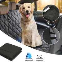 Pet Car Back Seat Cover Dog Cat Waterproof Hammock Protector Mat Blanket Pet Mat