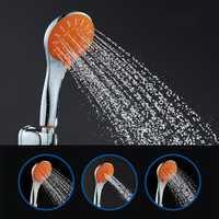 FRAP F08 Bathroom Accessories ABS Round Shape Adjustment Water Saving Handheld Shower Head