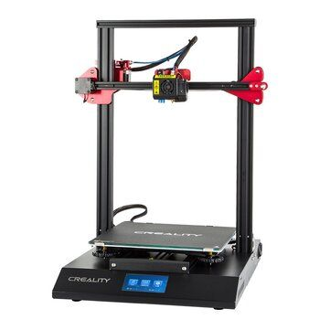 Creality 3D® CR 10S Pro DIY 3D Printer Kit 300*300*400mm Printing Size With Auto Leveling Sensor/Dual Gear Extrusion/4.3inch Touch LCD/Resume Printing/Filament Detection/V2.4.1 Motherboard