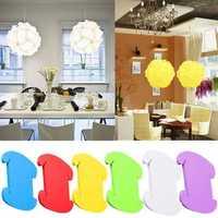 40CM 30 Elements Ceiling Pendant Modern IQ Jigsaw Home Hanging Xmas Lamp Light Shade