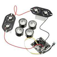 Spot Lightt Infrared 4x IR LED Board For CCTV Cameras Night Vision