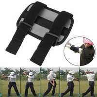 IPRee® Golf Swing Posture Elbow Brace Corrector Alignment Guide Training Support Tool