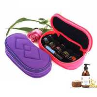15ml 5 Bottles Essential Oil Carrying Case