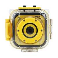 Free Capture 1.3MP 720P HD 1.77 Inch Screen Waterproof Kid Action Sport Camera