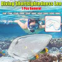Transparent Resin Universal Swimming Diving Shortsightedness