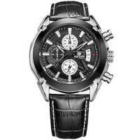 MEGIR 2020 Men Fashion Watch Multifunctional 3D Design Male Brand Quartz Watch