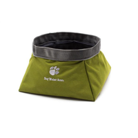 Pet Bowl Training Treat Bags Pet Water Bag Outdoor Feed Bait Food Snack Pouch Belt Bags