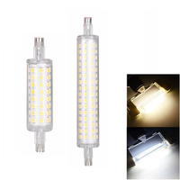 R7S 5W 10W 2835SMD Warm White Pure White LED Corn Light Bulb for Replace Flood Lamp AC220V