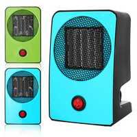 400W Portable Air Heater Fan Electric Home Bathroom Warmer Winter Heating Machine